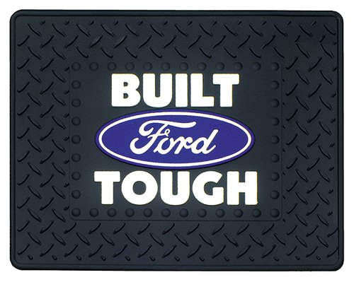 Plasticolor 001013R01 Built Ford Tough Car Truck SUV Rear Seat Utility Mat
