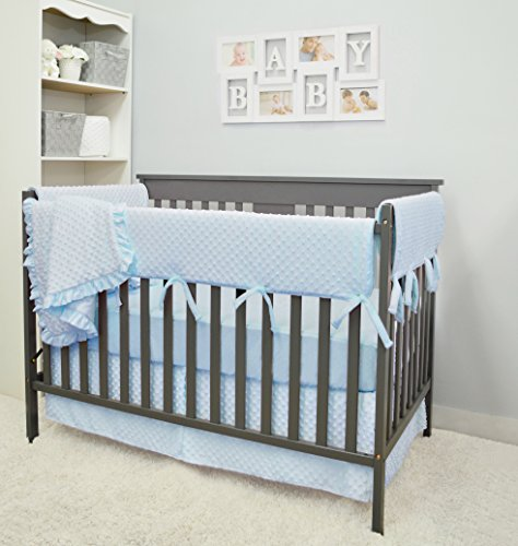 American Baby Company Heavenly Soft 6 Piece Crib...