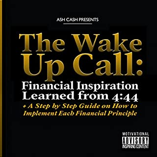 The Wake Up Call audiobook cover art
