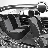DBS 1012549 Housse de siège Auto / Voiture - Sur Mesure - Finition Haut de Gamme -...