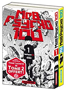 Mob Psycho 100 Pack découverte Tomes 1 & 2