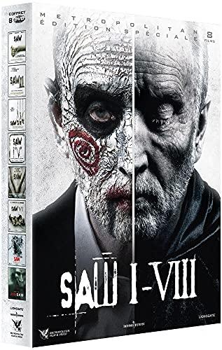 L'intégrale 8 Films-Saw I-VIII