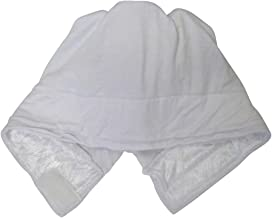 Landana Headscarves No Slip Cotton Liner Volumizer for Scarves with Added Height