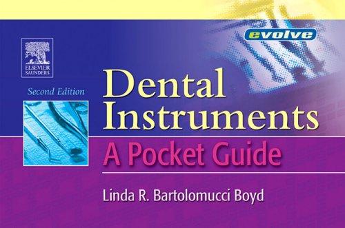 Dental Instruments: A Pocket Guide (Dental Instruments: A Pocket Guide, Boyd)