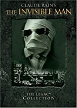 The Invisible Man:The Legacy Collection (The Invisible Man/Invisible Man Returns/Invisible Agent/Invisible Woman/Invisible Man's Revenge)