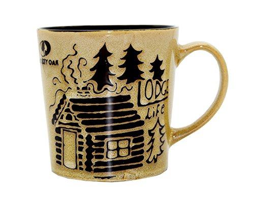 Snyter Ceremic Coffee Mug, Colorful Coffee Cups, Ceramic Mug, Best Gift Coffee Tea Mug Cup, Mugs with Beautiful Patterns - Pack of 1