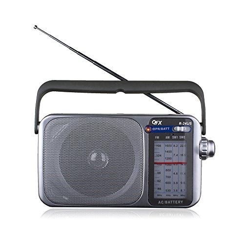 QUANTUM FX Quantum FX AM/FM/SW1-SW2 Radio