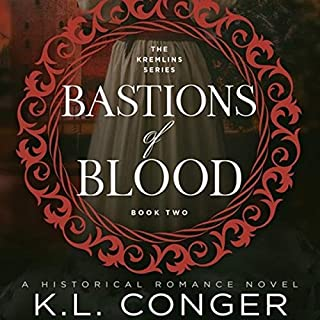 Bastions of Blood audiobook cover art