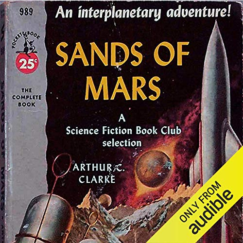 The Sands of Mars cover art