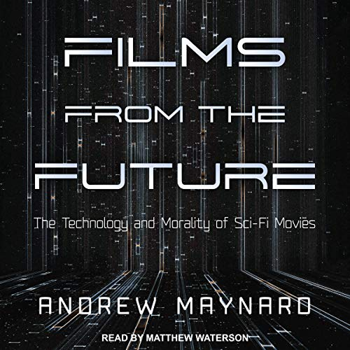 Page de couverture de Films from the Future