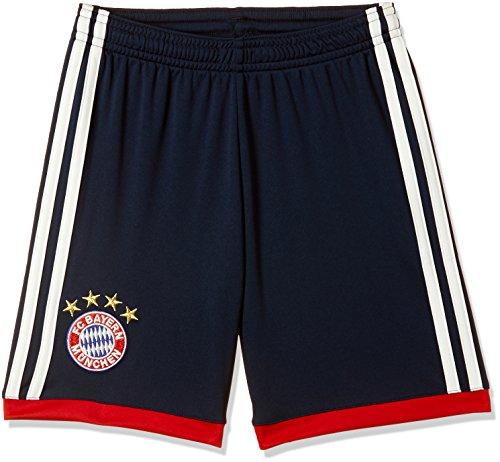 adidas Kinder Fc Bayern München Auswärtsshorts Replica, Conavy/Fcbtru, 176