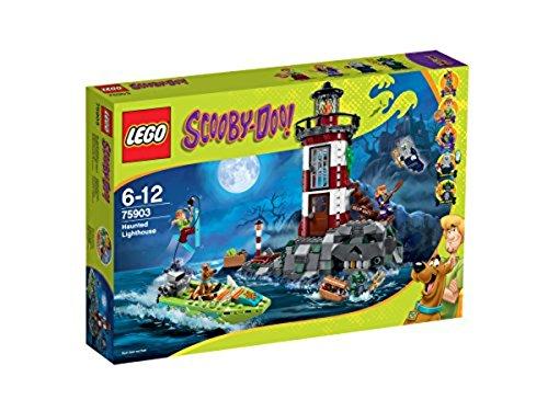 Lego Scooby-Doo - 75903 - Jeu De Construction - Le Phare Hanté