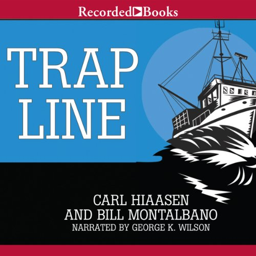 Trap Line audiobook cover art