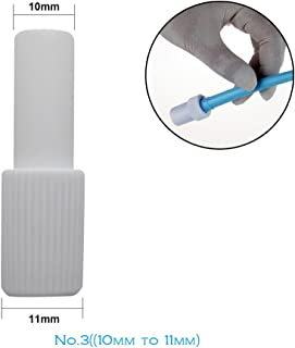 Easyinsmile Dental Suction Tube Convertor Saliva Ejector Suction Adaptor with 3 Size 1pcs/pack (10mm (increase 10mm to 11mm))