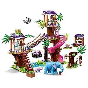Amazon.co.jp - レゴ フレンズ フレンズのジャングルレスキュー基地 41424