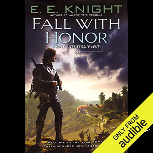 Fall with Honor audiobook cover art