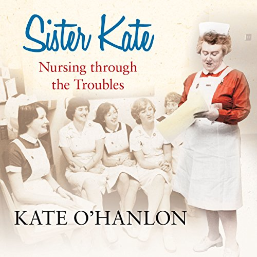 Sister Kate audiobook cover art