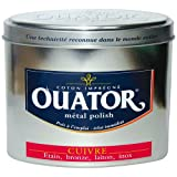 Ouator, métal polish