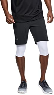 Under Armour Men's Speedpocket Long 2-in-1 Shorts