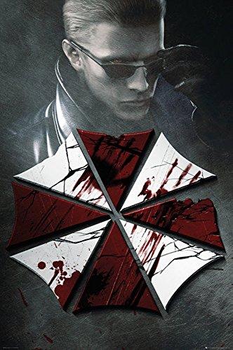 Resident Evil - Key Art - Maxi-Poster, Druck, Poster Grösse 61x91,5 cm