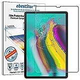ebestStar - Cristal Templado Compatible con Samsung Galaxy Tab S5e 10.5 T720/T725 Protector de Pantalla, Película Vidrio Dureza 9H, Sin-Burbujas [Aparato: 245 x 160 x 5.5mm, 10.5'']
