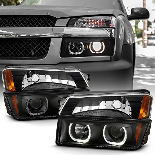 06 chevy halo headlights - 3