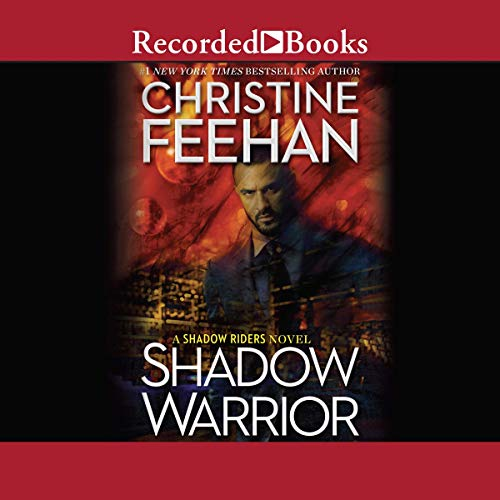 Shadow Warrior audiobook cover art
