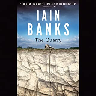 The Quarry audiobook cover art