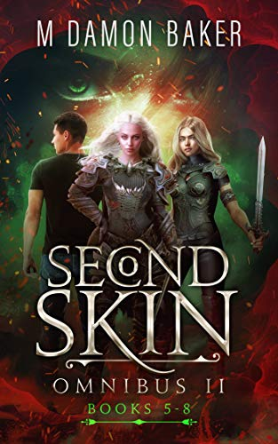 Second Skin Omnibus II: A litRPG Adventure (Second Skin Books 5-8) (English Edition)