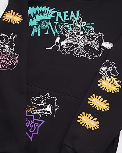 90s cartoon hoodie _image4