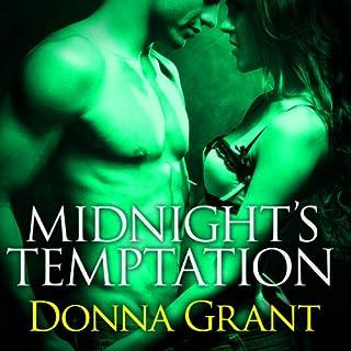 Midnight's Temptation audiobook cover art