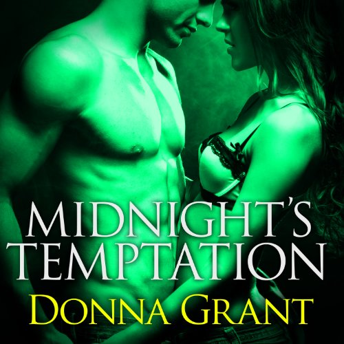 Midnight's Temptation audiobook cover art