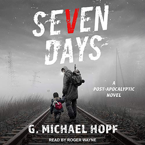 Page de couverture de Seven Days