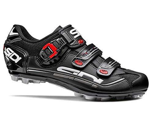 Sidi Eagle 7 Zapatillas de Ciclismo MTB - Negro/Negro (36 EUR)