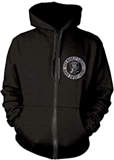 Gas Monkey Garage 'Logo' Zip Up Hoodie