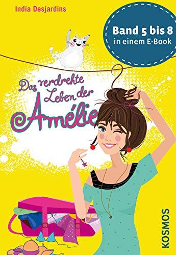 Das verdrehte Leben der Amélie, Die Bände 5 bis 8 in...