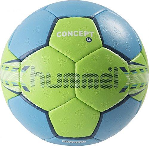 Hummel Erwachsene Handball 1.5 Concept, Neon Blue/Neon Green, 2