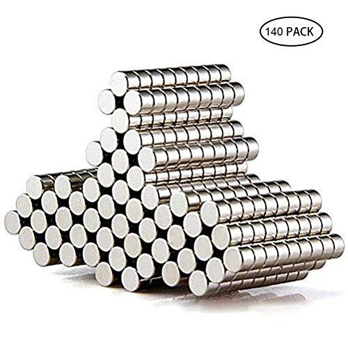 Power ronde magneten, rond, sterke zelfklevende magneet voor prikbord, koelkast of whiteboard
