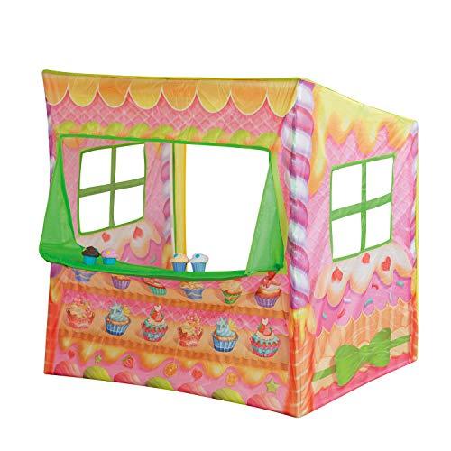 John 79806 Candyhaus - Tienda de Juegos con Cupcakes, Multicolor