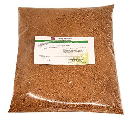 Cocogarden Natural Groundnut Cake Fertilizer, 900g