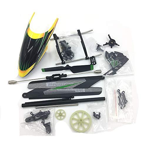 FairOnly PER Quadricottero W-l-Toys V912 RC Accessori per Elicottero Borsa KV912-001 (Il miglior Regalo per Le Vacanze Selezionare)