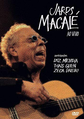 Jards Macale - Jards Macale- Ao Vivo - [DVD]