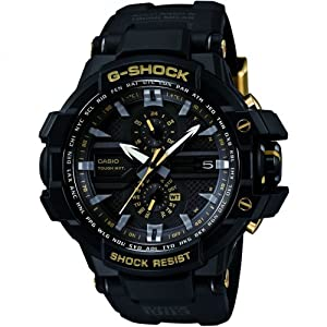 Casio G-SHOCK 30th Anniversary Limited Model - Thirty Stars Sky Cockpit GW-A1030A-1AJR (Japan Import) image