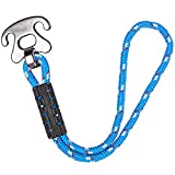 BeneLabel Heavy Duty Boat Tow Harness, Tow Rope Quick Connector for Tubing with Stainless Steel Connector, Water Sport Towable Connector 18''