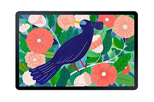 Samsung Galaxy Tab S7+ - Tablet Android WiFi de 12.4' I 128 GB I S Pen Incluido I Color Negro [Versión española] (Reacondicionado)