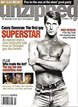 Unzipped Magazine Casey Donovan November 10, 1998