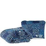 Lug Nap Sac Blanket & Pillow, Confetti Blue, One Size