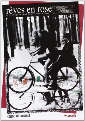 Rêves en rose : Un film slovaque sur Jakub le facteur et Jolanka la Tzigane [Francia] [DVD]