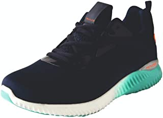 VIR SPORT Max Air Navy Men's Running Shoes