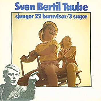 sjunger 22 barnvisor / 3 sagor